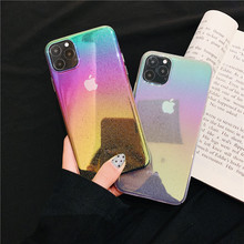 Water Pearl Phone Case For iPhone 11 Pro Max Cover For iPhone 6 6S 7 8 Plus case For iPhone X XS XR Hard shell PC Phone cases hard shell case cover for iphone 6s 6 dream catcher