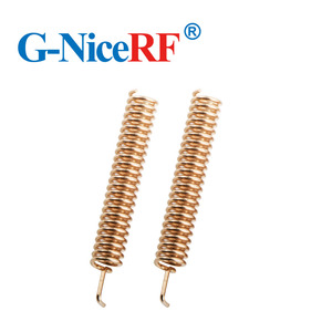 Image 3 - 30 قطعة/الوحدة عالية الجودة الربيع حلزونية الهوائي 433 ميجا هرتز هوائي ل اسلكية rf حدة الشحن مجانا