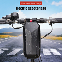 Bag Scooter-Storage-Bag Folding Bike Electric Waterproof Carry-Bags Hard-Shell Front-Frame