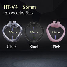 Ring-Accessories Ring-Bondage-Belt Cock-Cage Chastity-Device HT-V4 Sex-Toys Male 55mm