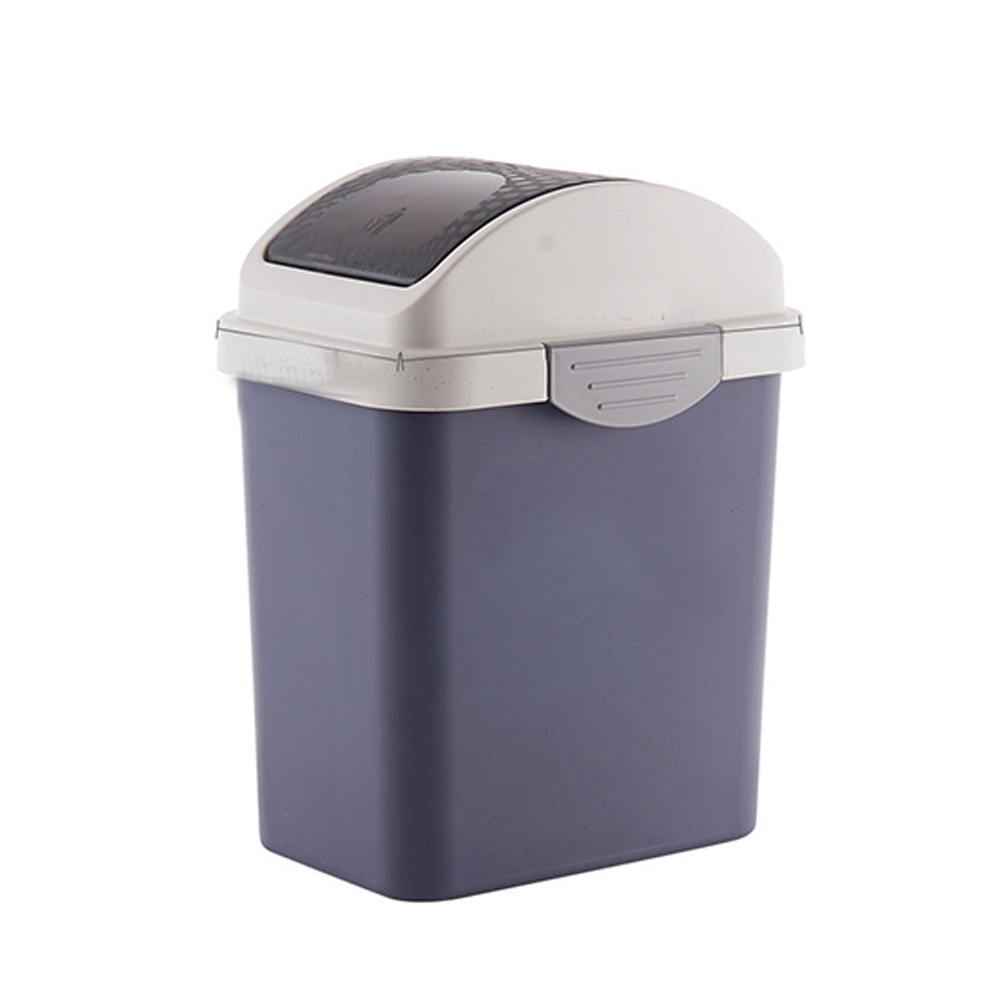 Cover Rectangular Trash Can Bathroom