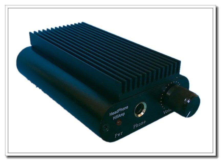 L1969DAC Pure Class A USB Decoding Amp Machine Headphone Amplifier title=