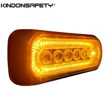 10 шт.,, ECE R65, одобренный 3W, светодиодный стробоскопический светильник, предупреждающий светильник, стоп-светильник или боковой габаритный светильник