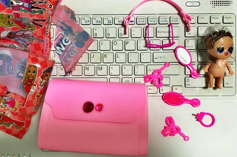 New Lol Surprise Lol Dollss Hot Sale Children S Toy Omg Hand Bag Doll Plastic Girl Play House Toys Girls Toys Toys For Girls Aliexpress