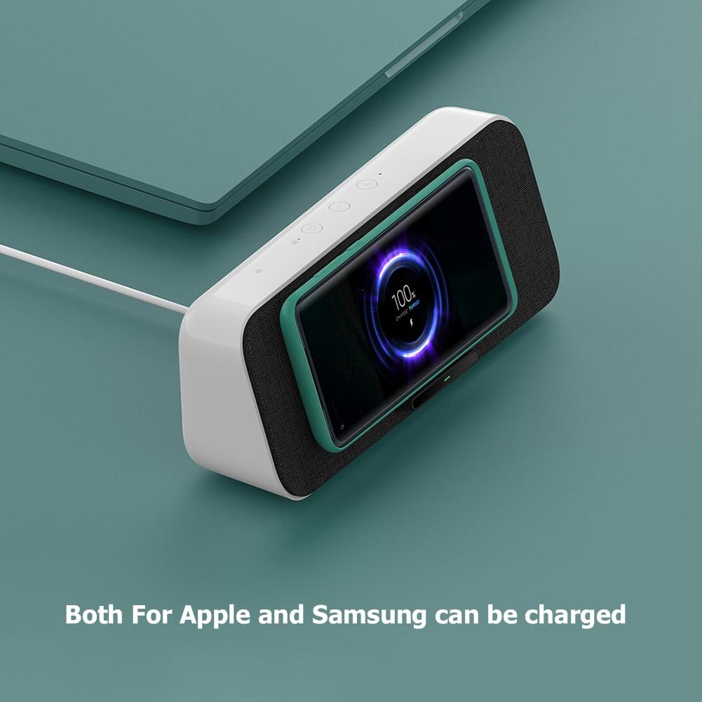 Xiaomi 30W QI charger + Bluetooth speaker  5