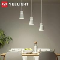 Xiaomi Mijia Yeelight Drei-kopf Anhänger Licht E27 Basis Kronleuchter Anhänger Lampe für Esszimmer Restaurant Kaffee