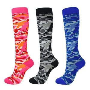 Image 5 - Compression Socks for Men & Women,20 30 mmHg Best Stockings for Running,Nurses,Shin Splints,Boost Stamina,Circulation Recovery