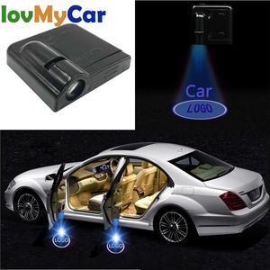 Car Led Wireless Car Door Logo