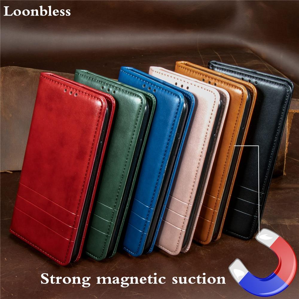 Чехол-книжка с магнитной застежкой для Huawei Y9 2018 Y92018