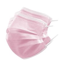 2/90pc máscara protetora à prova proteger a boca capa ao ar livre você está muito perto da boca filtro masker descartável proteção rosa mascarilla