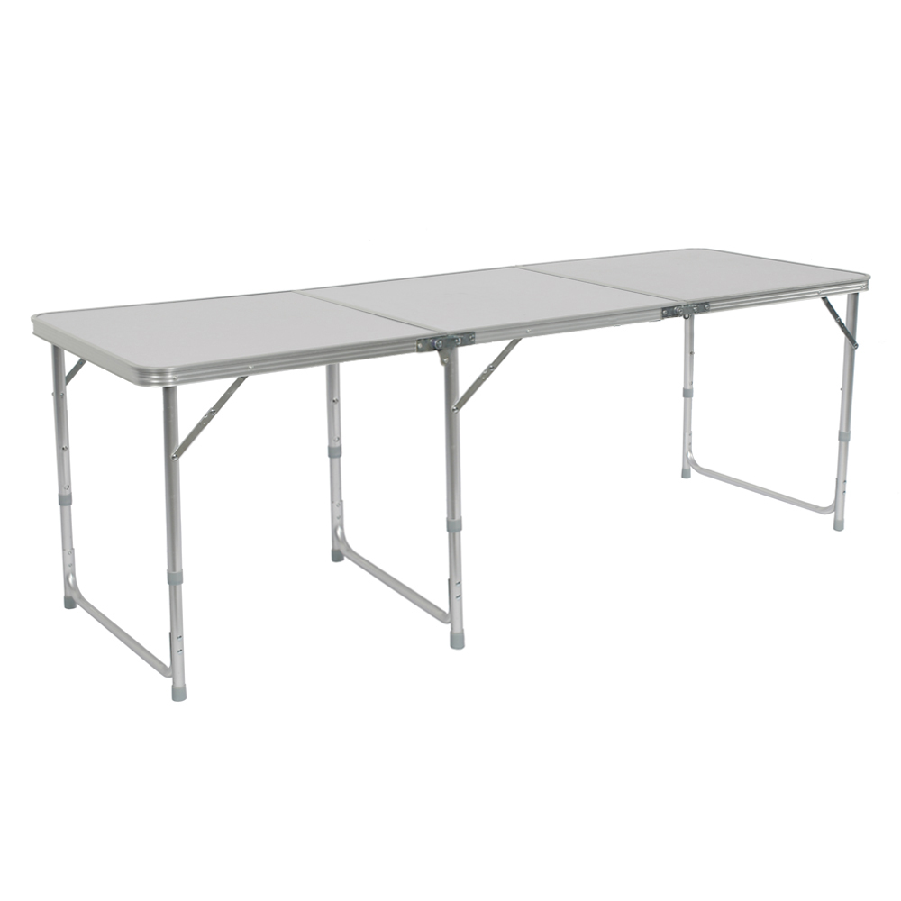 Portable Foldable Camping Table Folding Table Desk Camping Outdoor Picnic Aluminium Alloy Ultra-Light Outdoor Garden Furniture