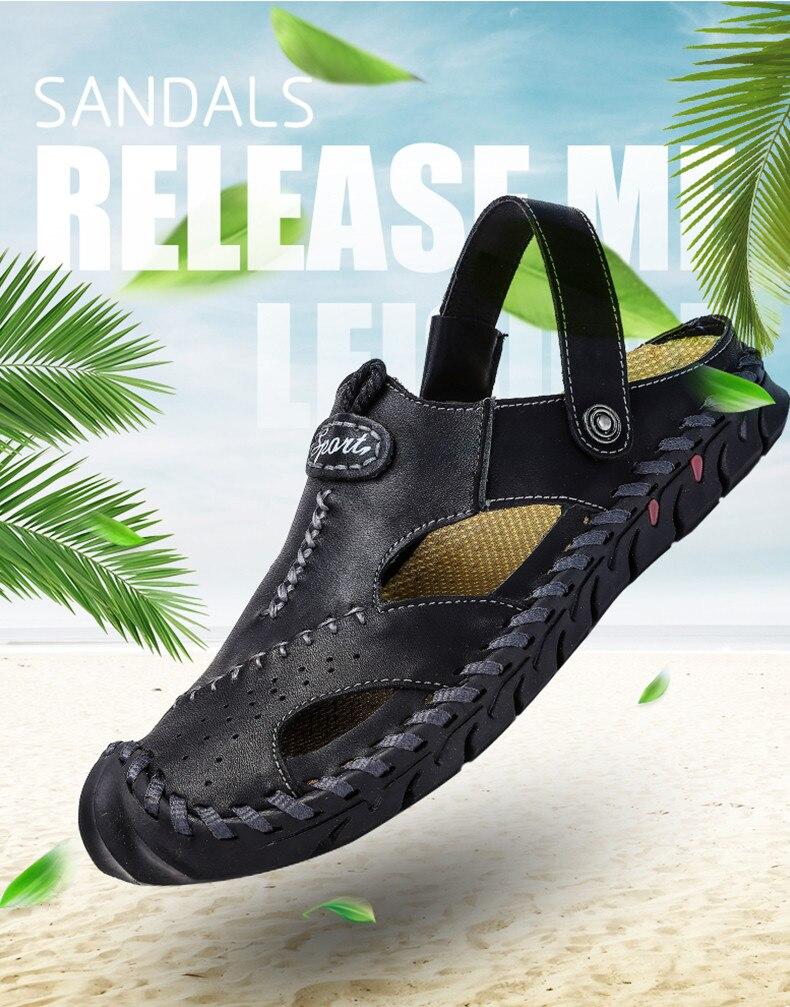 sandálias de praia ao ar livre sandálias