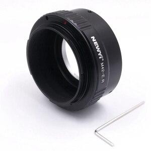 Image 4 - Newyi Bộ Chuyển Đổi Ống Kính Nhẫn M42 Eos R Adapter Dành Cho M42 Gắn Ống Kính Canon EOS R RF Gắn Máy Ảnh