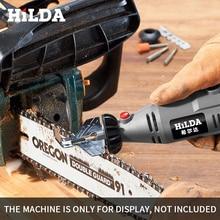 HILDA пила заточка крепления точилка направляющая Дрель адаптер для Dremel дрель роторные аксессуары