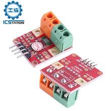 Ina226 iic i2c interface bi-direcional atual/módulo sensor de monitoramento de tensão placa de fuga zero-deriva para arduino