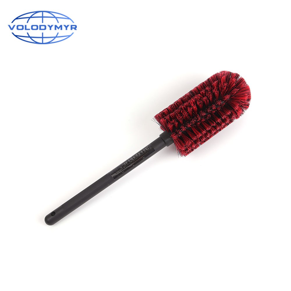 Car Wheel Brush Rim Cleaner With Long Handle For Car Wash Cleaning Detailing Tools Clean Carwash Washing Car Accessories