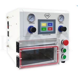 Image 4 - Newest TBK 108P LCD OCA Lamination Machine Vacuum Laminating Machine for curved screen and straight screen and Pad 220v/110V