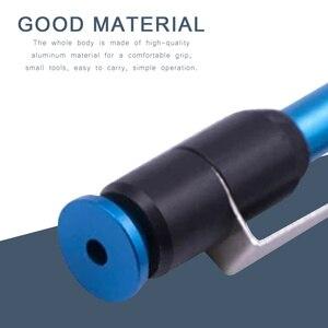 Image 3 - מקצועי אוטומטי בלם Pad זיהוי עט בקנה מידה עובי מד מדידת כלי מד צמיג לדרוך עומק מד גלאי