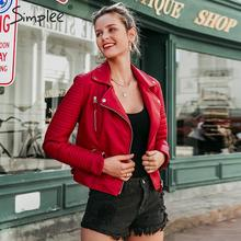 faux Female Simplee jackets