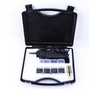 Image 1 - Carro Kit de Reparação De Carros de Plástico Tocha de Soldagem 210V 240V Plug UE Carenagem Corpo Auto Ferramenta Grampeador Quente