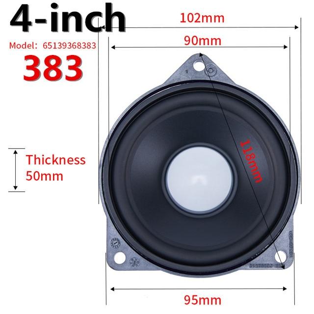 4 Inches Midrange Speaker 6