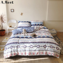 Luxury Linen Bedding Set Pure Cotton 100% Egyptian Comforter Duvet Cover Bed Cover Set Twin Full Queen King Size NO Bed Sheet 100%cotton adult kids bedding set fashion casual bedding sets bed linen quilt duvet cover bed sheet for king queen twin bed