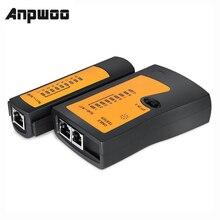 Networking-Tool Cable-Tester RJ45 ANPWOO CAT5 RJ12 RJ11 LAN UTP