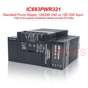 Genuine new for  IC693PWR321 One year warranty