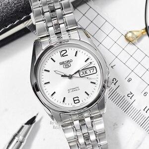 Image 3 - Seiko Reloj Automático para hombre, cronógrafo deportivo, resistente al agua, masculino