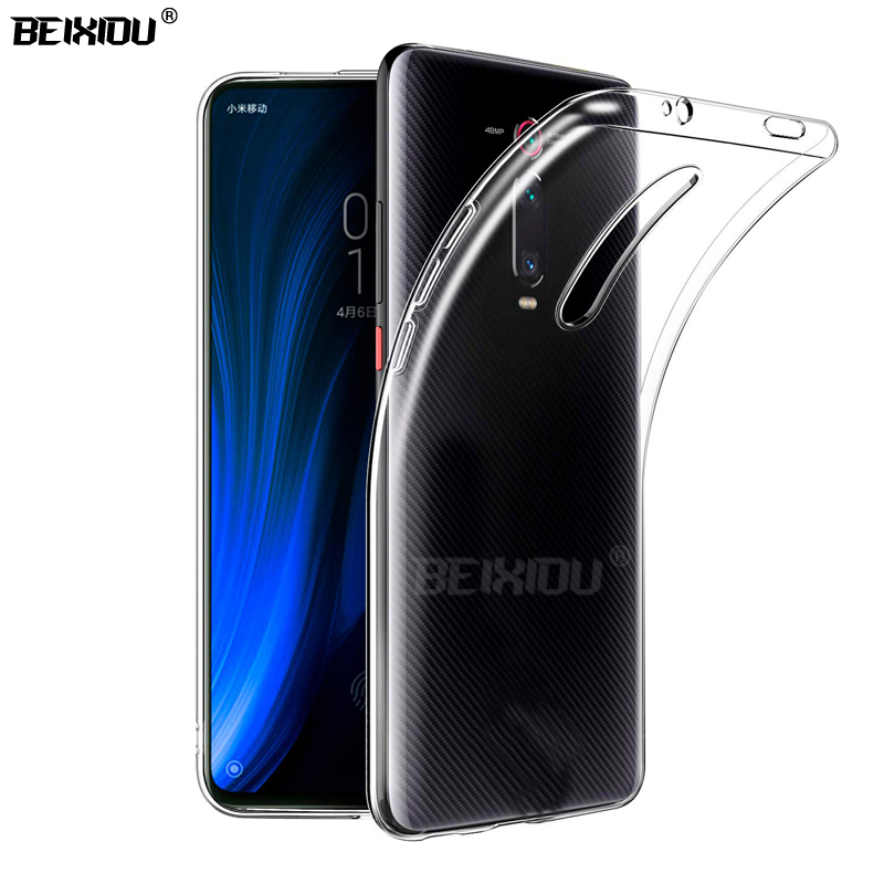 Case For Xiaomi Redmi K20 Pro TPU Silicon Durable Clear Transparent Soft Case For XIAO REDMIK 20 PRO Phone Protective Back Cover