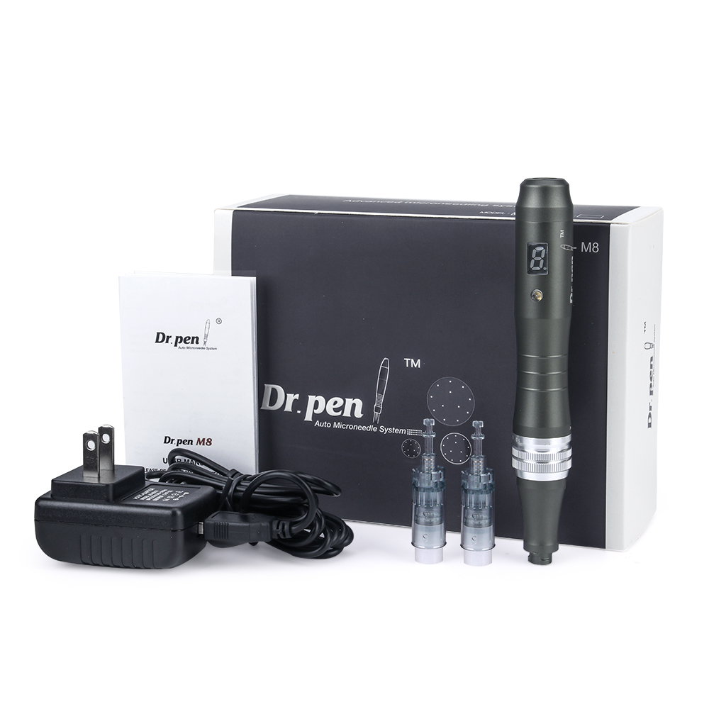 Dr.pen Ultima M8 Wireless Professional Derma Pen Electric Skin Care Kit Microneedle Therapy System High-quality Beauty Machine