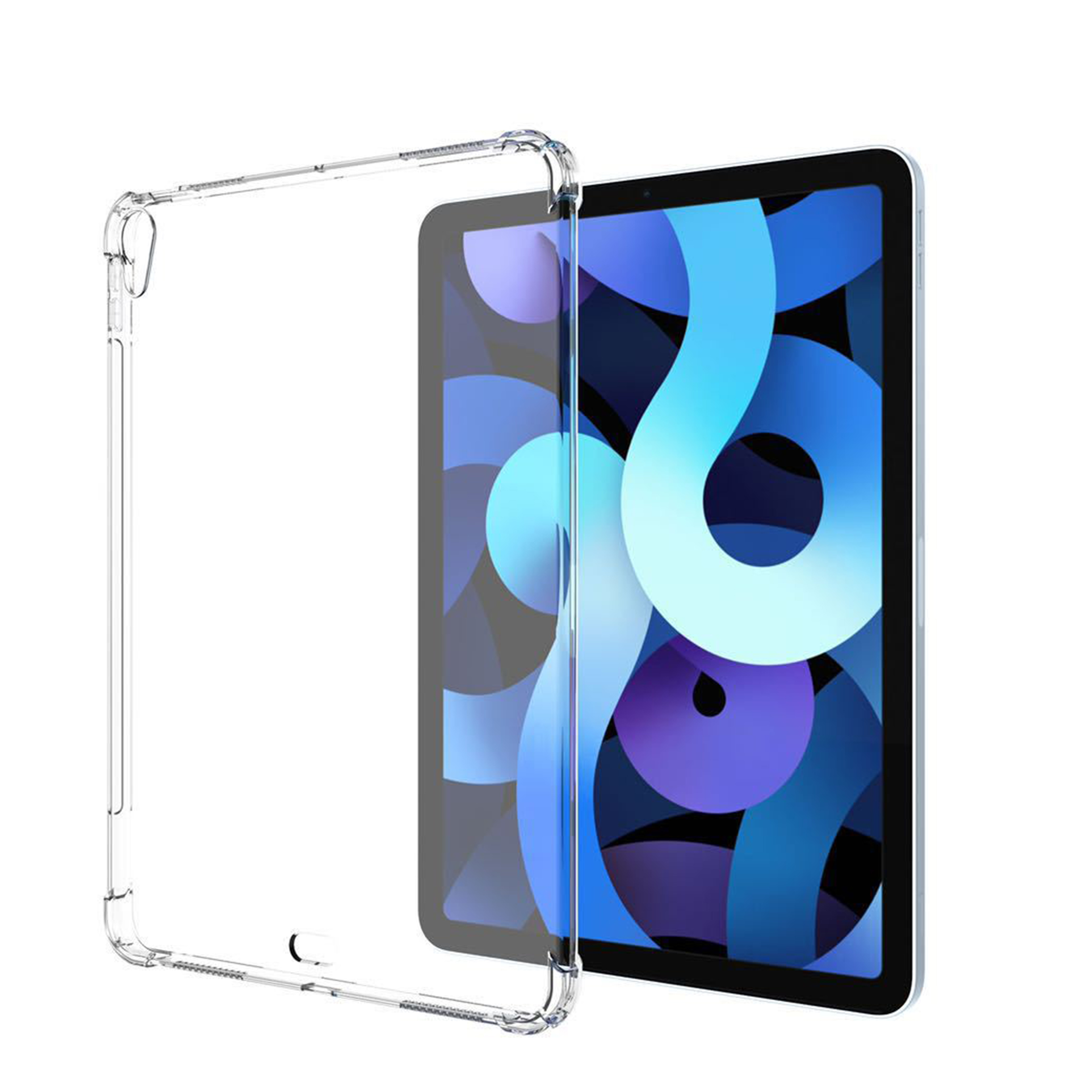 Tablet Case For 2020 4th generation Apple ipad Air4 10 9 Drop Resistance Soft Cover For