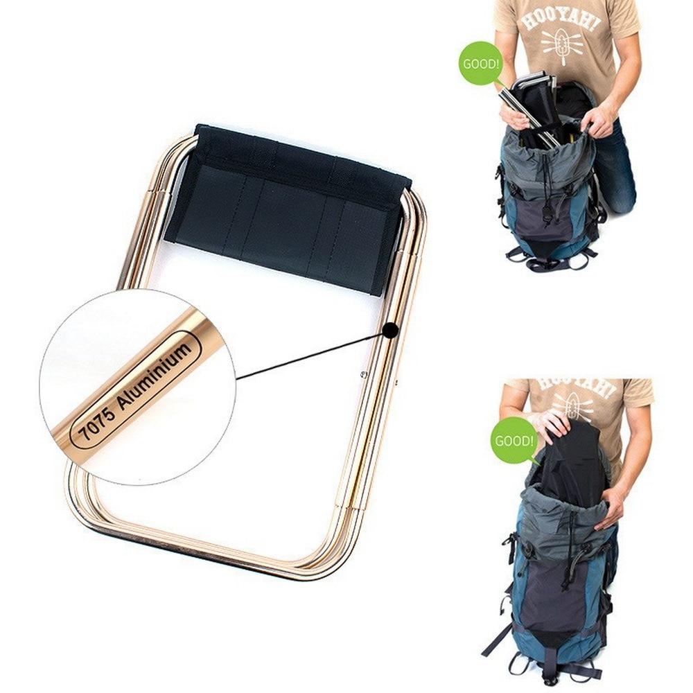 Best DealéFishing-Chair Portable Light-Weight Folding Picnic Outdoor Aluminum-Alloy Camping Ultra