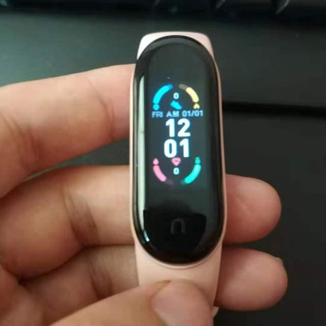 M6 Smart Watch 2021 For Men Wome Smart Bracelet Waterproof Sports Heart Rate Monitor Fitness Tracker Reloj Inteligente Clock m6 3