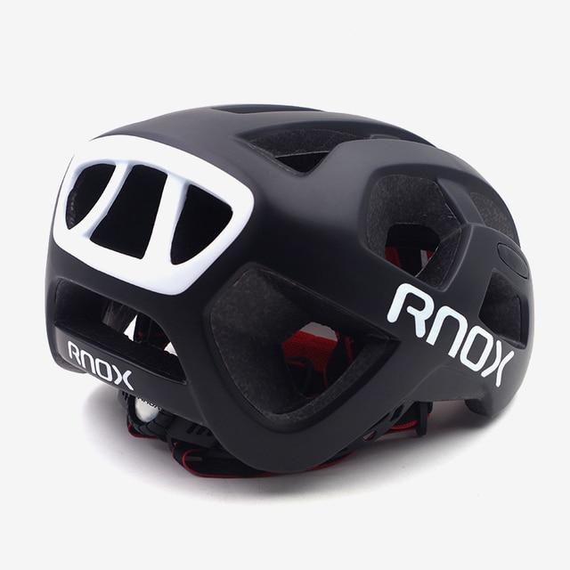 Rnox ultraleve ciclismo capacete mtb capacete à prova de chuva cidade estrada mountain bike capacete para as mulheres dos homens de corrida de reposição equipamentos 3