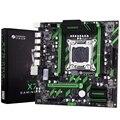 HUNNANZHI X79-ZD3 X79 M-ATX USB3.0 SATA3 PCI-E Накопитель SSD с протоколом NVME M.2 64G четыре Каналы Поддержка регистровая и ecc-память памяти и Ксеон E5 Процессор LGA 2011