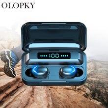 Tws bluetooth наушники 8d беспроводные настоящие стерео сенсорные
