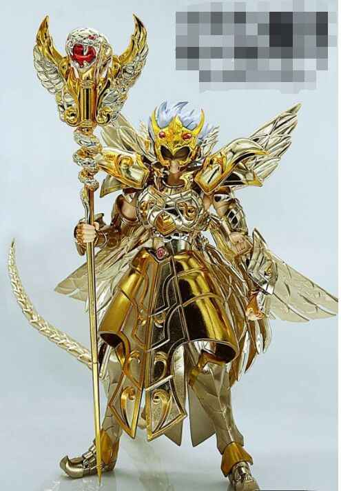 In Magazzino Jmodel Il 13th Oro Anime Ulisse Ophiuchus Metal Armor Ex Action Figure