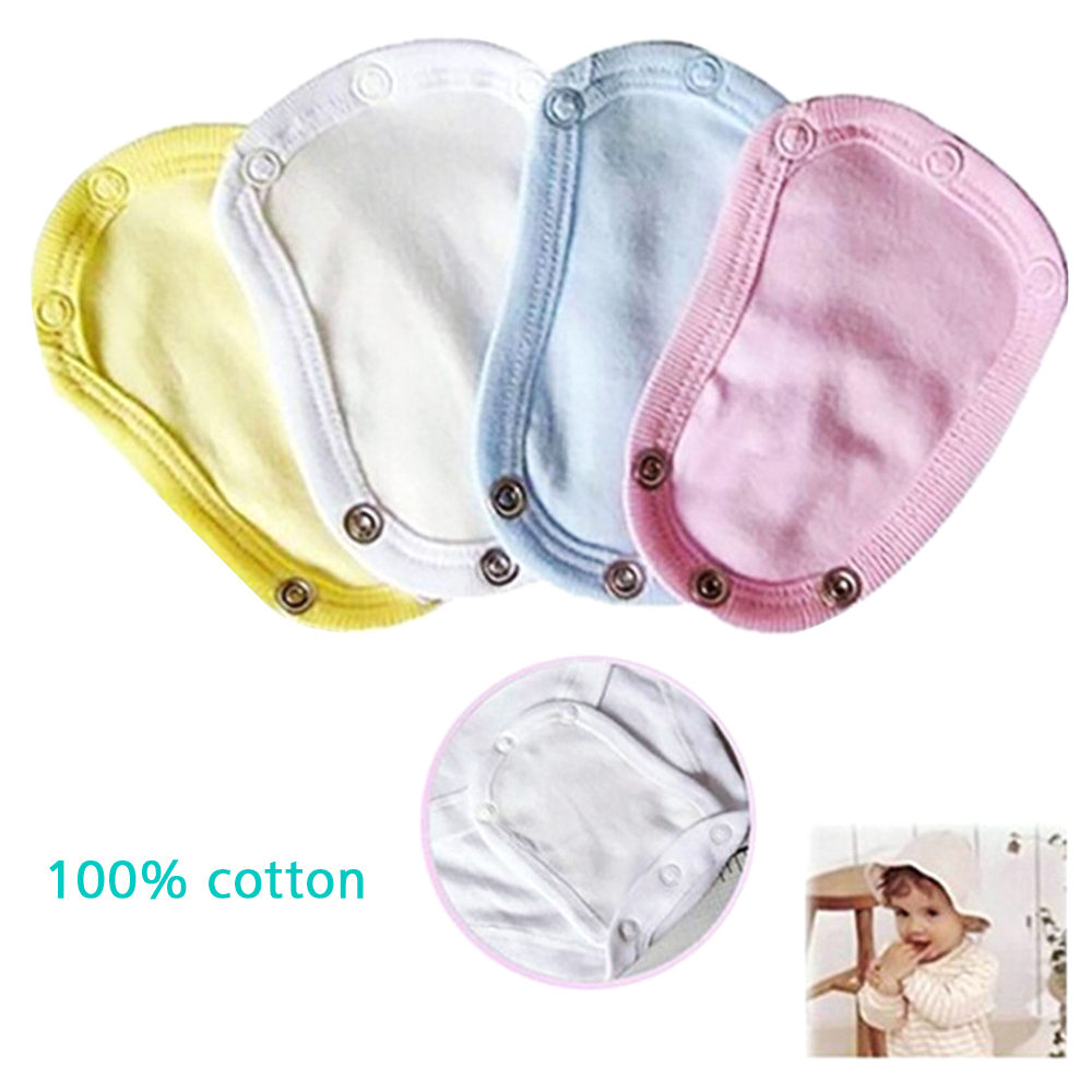 New Baby Jumpsuit Extension Pad Romper Extension Child One Piece Bodysuit Extender Kid Extend Diaper Underwear Extension Cover