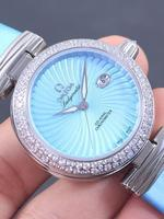 role Sapphire New To Brand Luxury Watch Women Automatic Mechanical Watch Waterproof Diamond Gold Women Watches 425.33.34.20.05.0