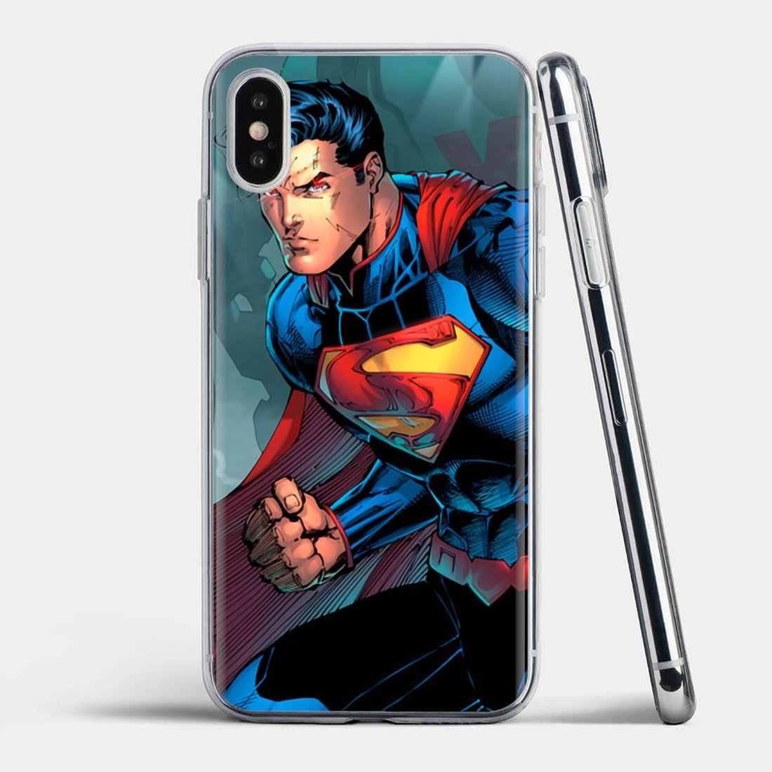 Silicone Skin Case Justice League vs The Fatal Five For iPhone 11 ...