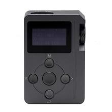 ACMEE MF-01 AK4490EQ HiFi Portable OLED Music Player for Aud