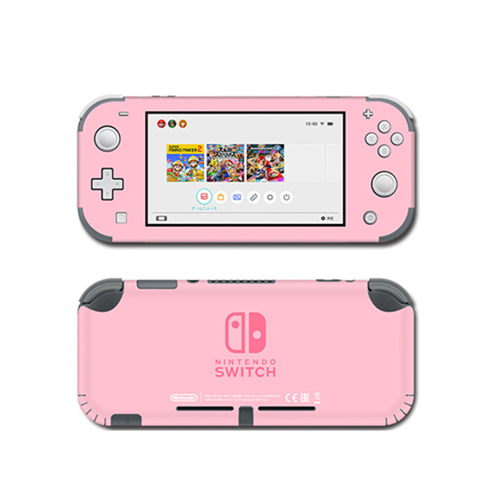 Mini Nintend Switch Lite Skin Protector Sticker For Nintendo Lite NS Accessories Protective Film Skin For Nintend Switch Lite