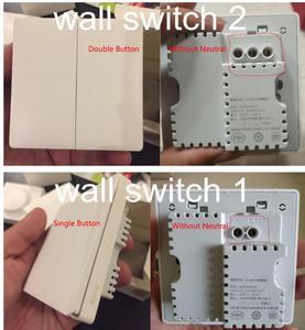 Image 5 - Aqara 壁スイッチ zigbee 無線スイッチキースマート調光単一の火災なしスマートホームアプリによる中立または homekit リモート