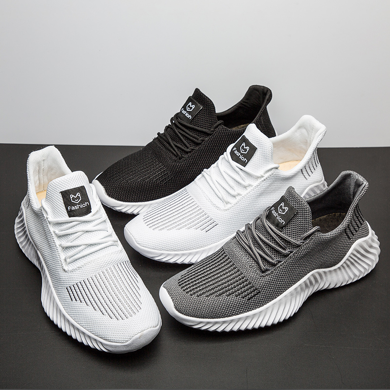 Breathable Running Shoes 47 Light Men's Sports Shoes 46 Large Size Comfortable Sneakers 45 Fashion Walking Jogging Shoes 6