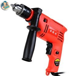 An Jieshun 30-piece impact drill multi-function electric drill dual-use drill set household miniature power tools