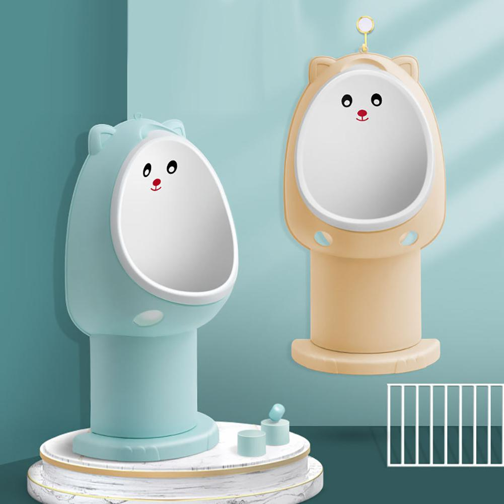Kidlove Baby Cartoon Potty Infant Toddler Toilet Training Children Wall-Mounted Urinal Stand