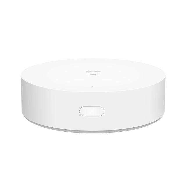 Newest Xiaomi Multimode Smart Home Gateway ZigBee WIFI Bluetooth Mesh Hub Work With Mijia APP Apple Homekit Intelligent Home Hub 2