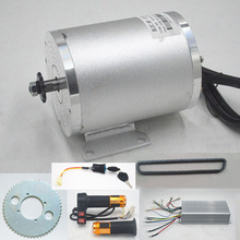 Scooter-Motor Controller Engine Motorcycle-Part E-Bike E-Car 72v 3000w Lock-Kit Throttle-Key