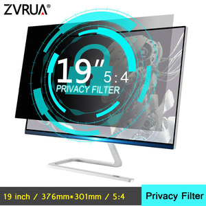 19 inch (376mm*301mm) Privacy Filter Anti-Glare LCD Screen Protective film For 5:4 Widescreen Computer Notebook PC Monitors(China)